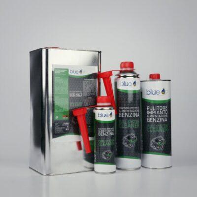 Pulitore impianto alimentazione benzina - Additivi Blue