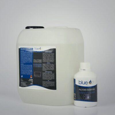 Pulitore radiatore Additivi Blue