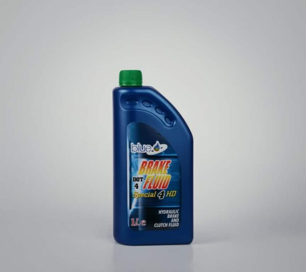 DOT 4 olio freni - Additivi Blue