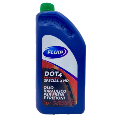 Fluip OLIO FRENI DOT4 - ADditivi Blue