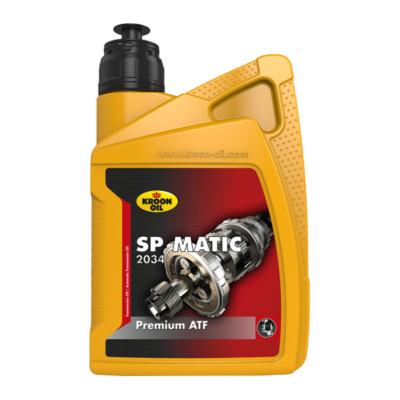 SP MATIC 2034 KROON OIL ADDITIVI BLUE