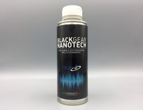 BlackGear Nanotech per cambi e differenziali - Additivi Blue
