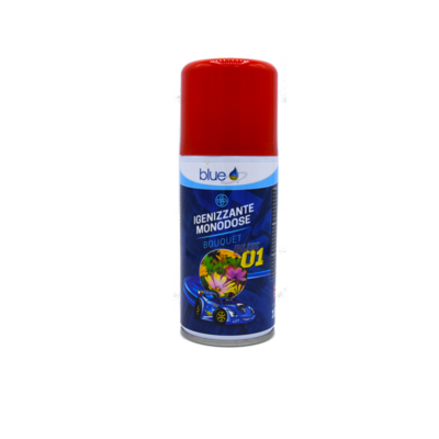 Igienizzante Monodose Bouquet - Additivi Blue