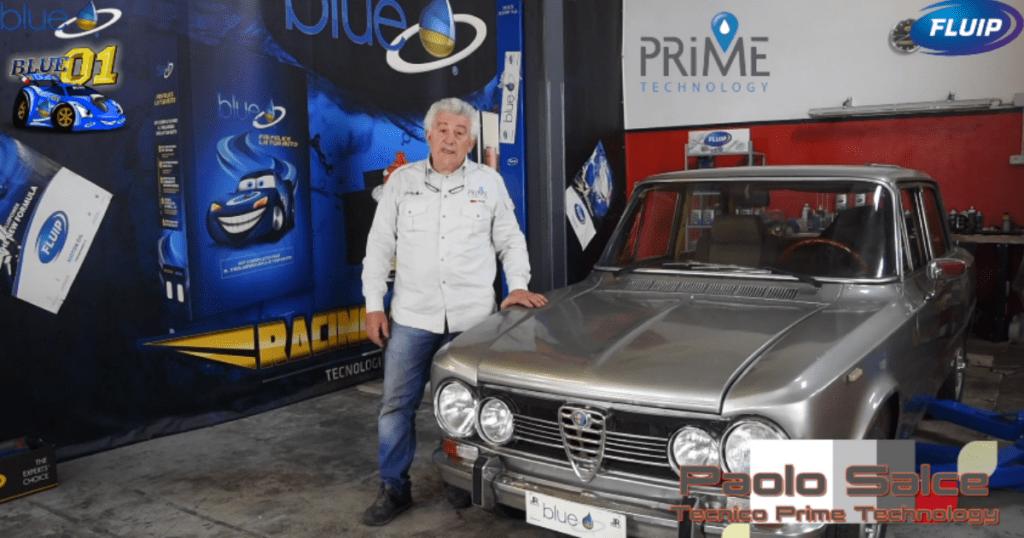 Manutenzione motore e cambio Alfa Romeo Giulia:
