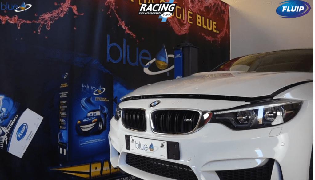 Manutenzione motore BMW M4: scopri l'olio Racing che migliora le prestazioni