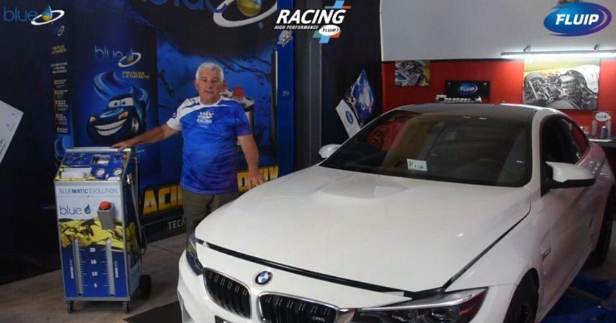 Manutenzione Cambio Automatico BMW M4 Parte 2