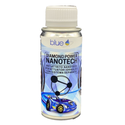 Diamond Power Nanotech Additivi Blue